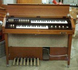 Electone zone electone museum model b 6 for Yamaha electone organ models
